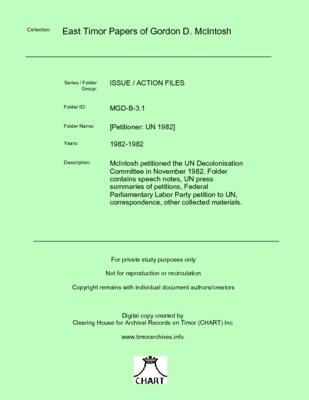 Petitioner: UN 1982 [MGD B3.1]